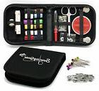 Compact Sewing Kit for Home, Travel, Camping & Emergency. Be