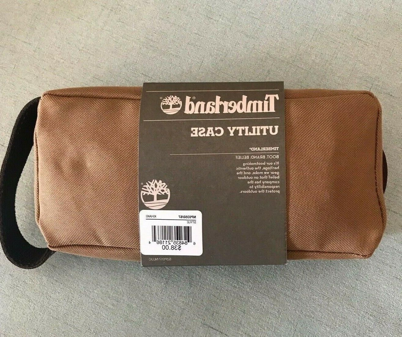 TIMBERLAND UTILITY CASE TRAVEL WITH TAGS