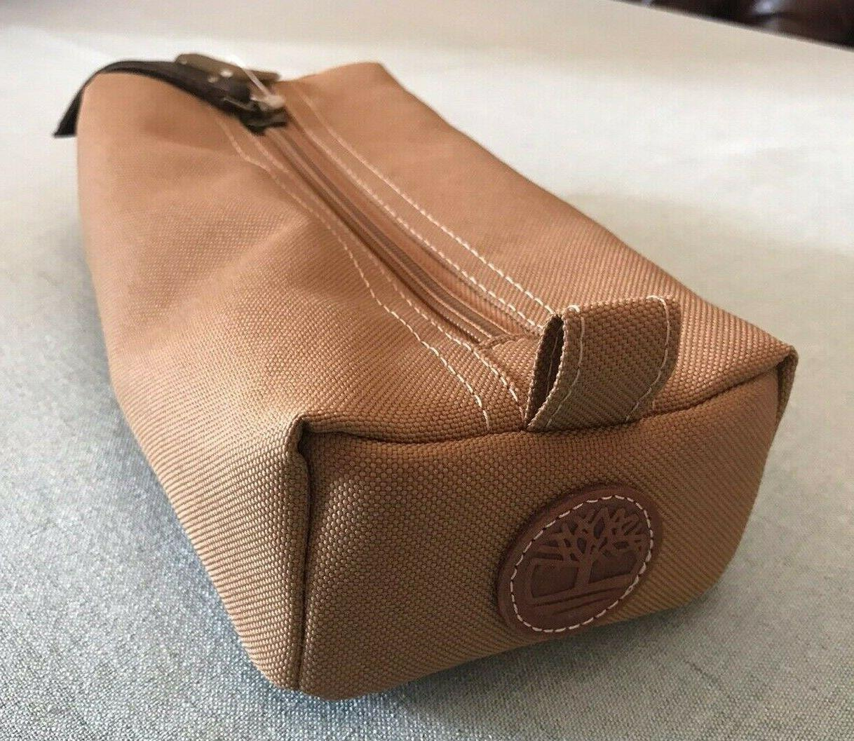 TIMBERLAND CANVAS CASE WITH TAGS