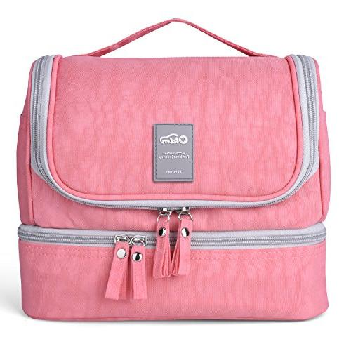designer hanging toiletry bag cosmetics