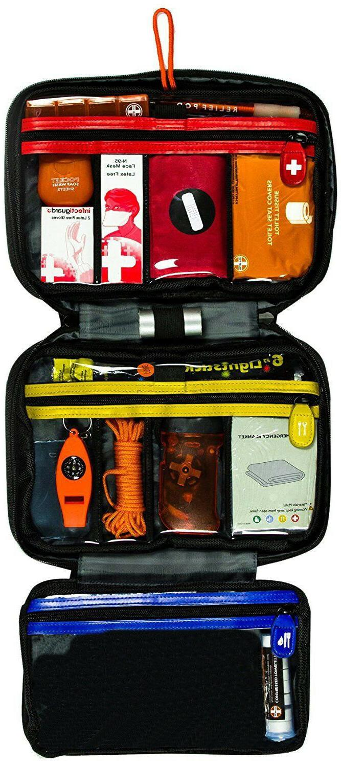 emergency kit travel first aid medical survival