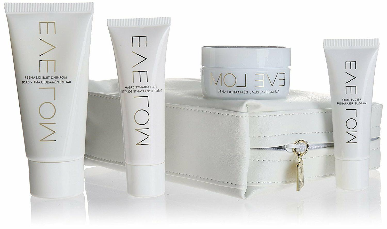 Eve Lom Travel Essentials Kit 5 Piece Gift Set Brand New