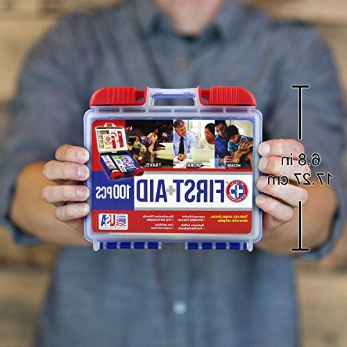 Be 100 Aid Kit, Clean, Protect most the that great any home, sports.