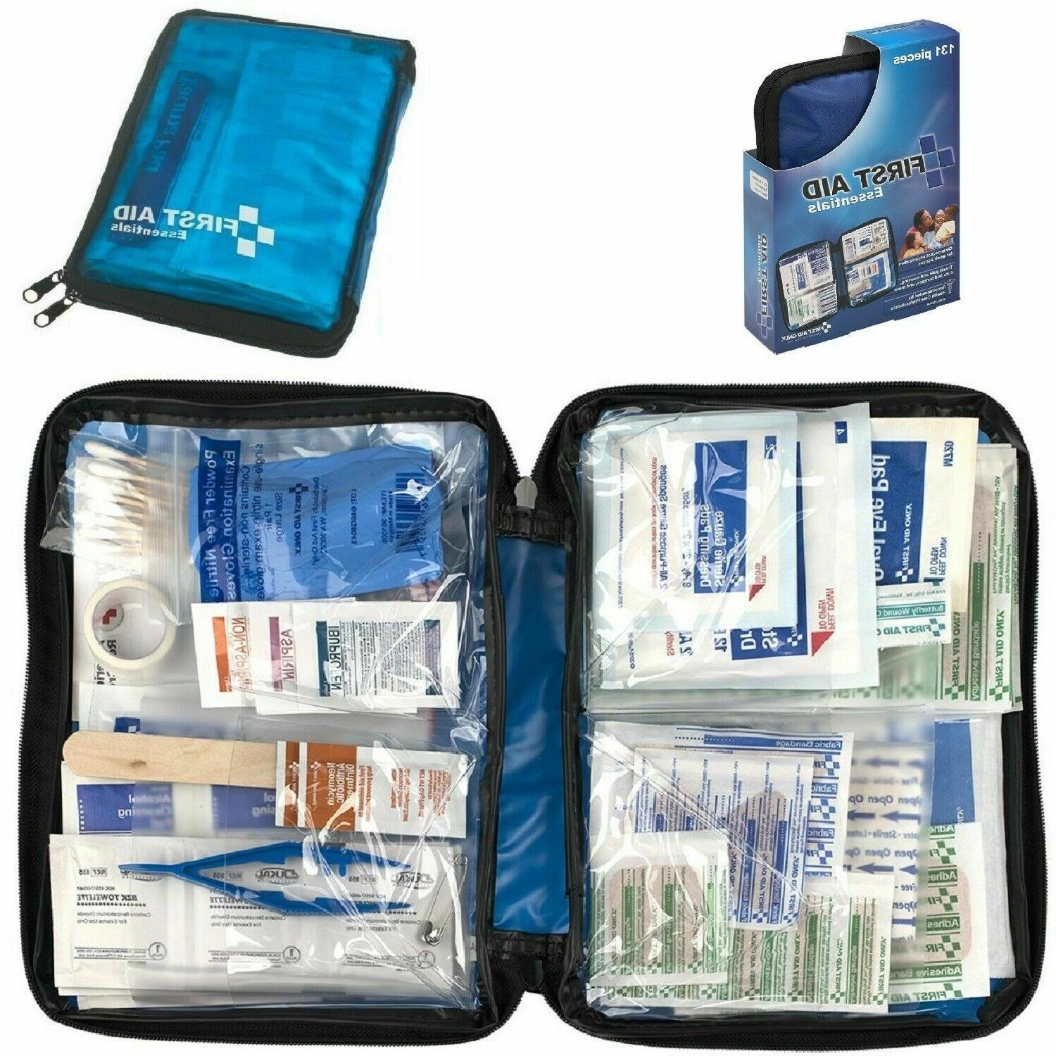 First Kit All Purpose Emergency Trauma Outdoor Survival