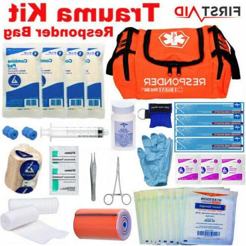 first aid kit car home travel family