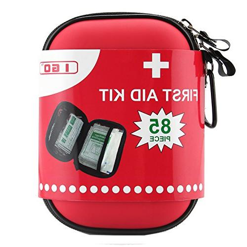 I GO Compact Aid Kit Camping, 85