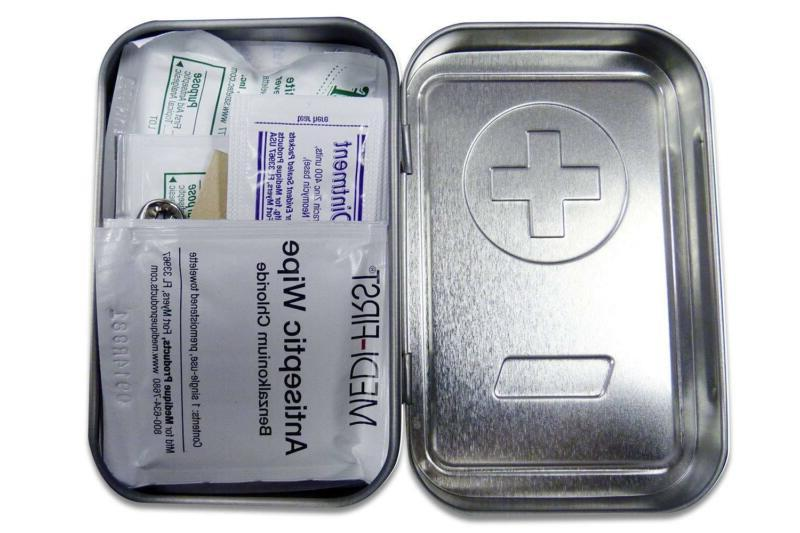 First Aid Kit Medical All Purpose Piece Mini Kit, Survival