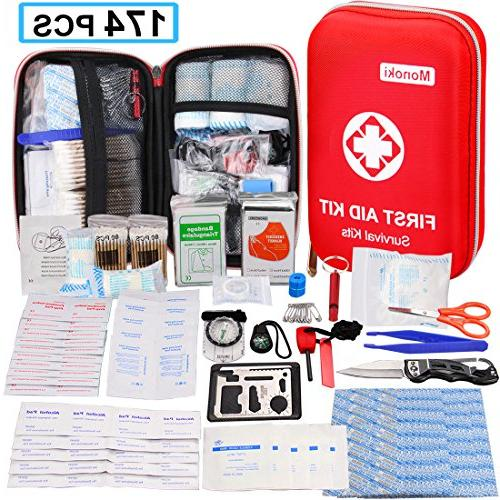 first aid kit safety survival