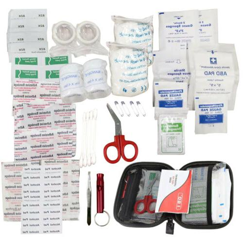 First aid kit Supplies Emergency Medical Survival Bag Surviv
