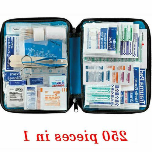 First Aid Kit Camping Holiday Travel