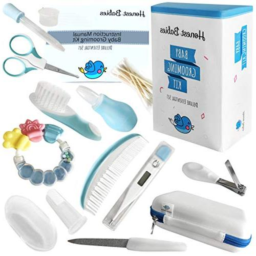 grooming kit complete set deluxe
