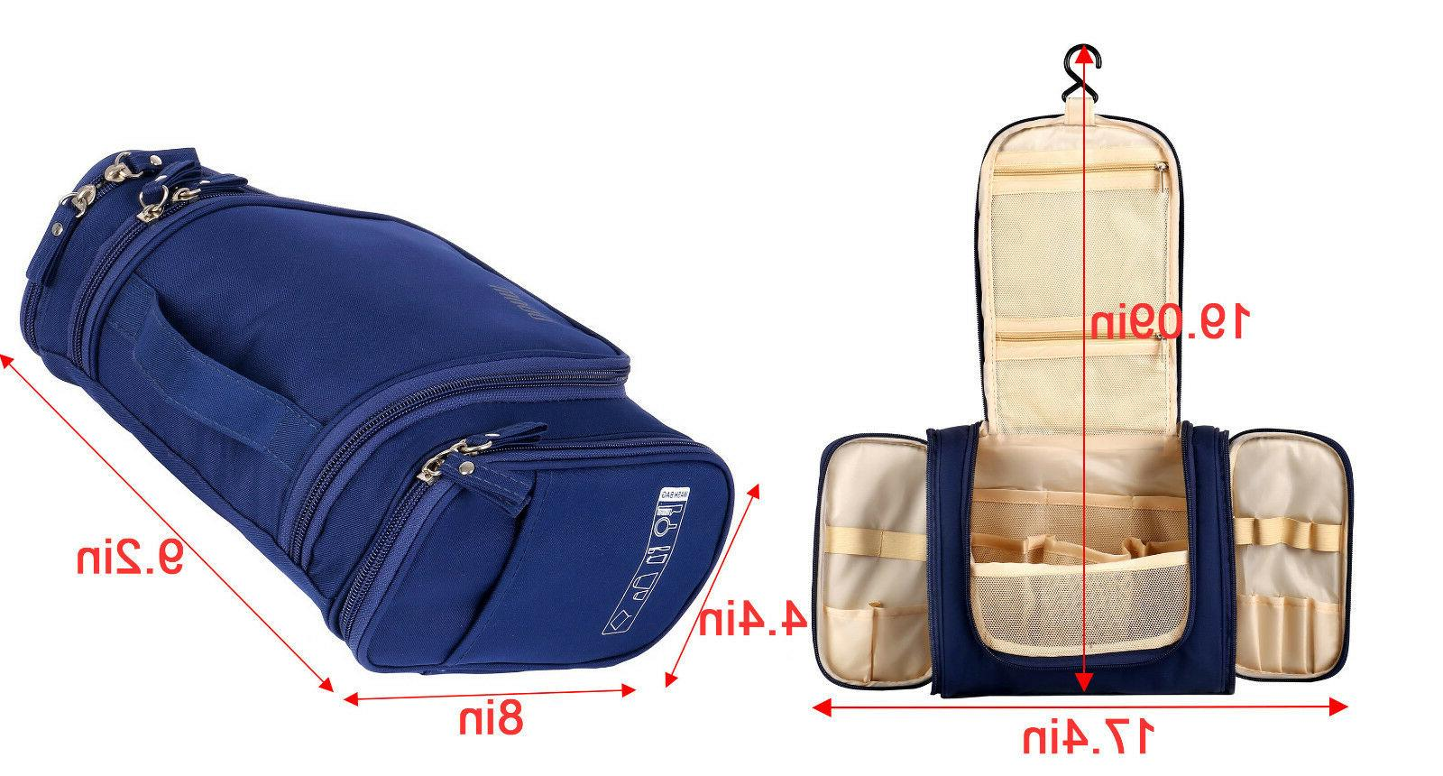 Hanging Cosmetic Makeup Travel Waterproof Storage Kit