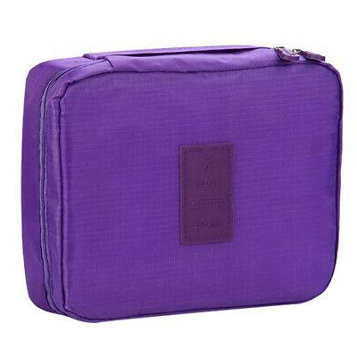 Hanging Toiletry Travel Cosmetic Organizer