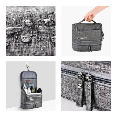 Hanging Toiletry Bag Travel Cosmetic Kit Essentials