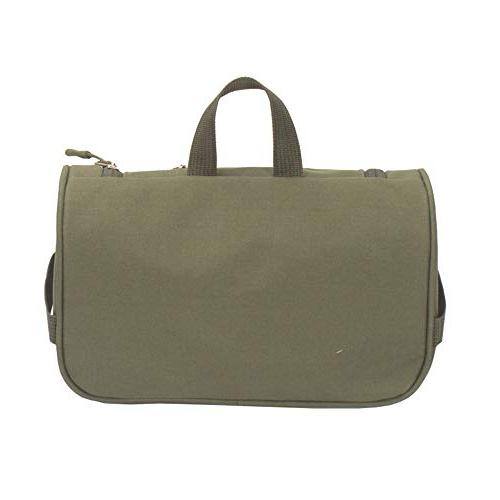 Cbin Wash Bag Water Resistant Tactical Hanging Dopp Kit Travel for Home, Gym, Hotel
