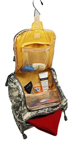 ImpecGear ACU Travel Kit Pouch and Toiletry