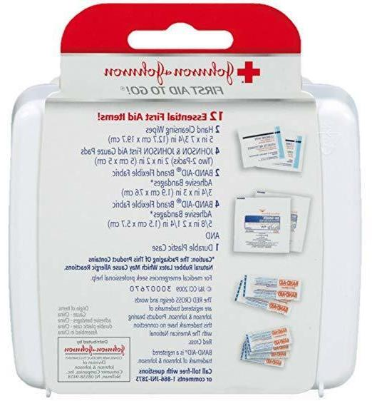 Johnson First Aid Size