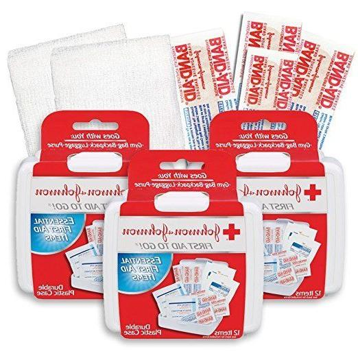 johnson and johnson first first aid kit
