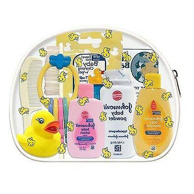 CONVENIENCE Baby Bath PC Featuring: Johnson Baby Bath Products