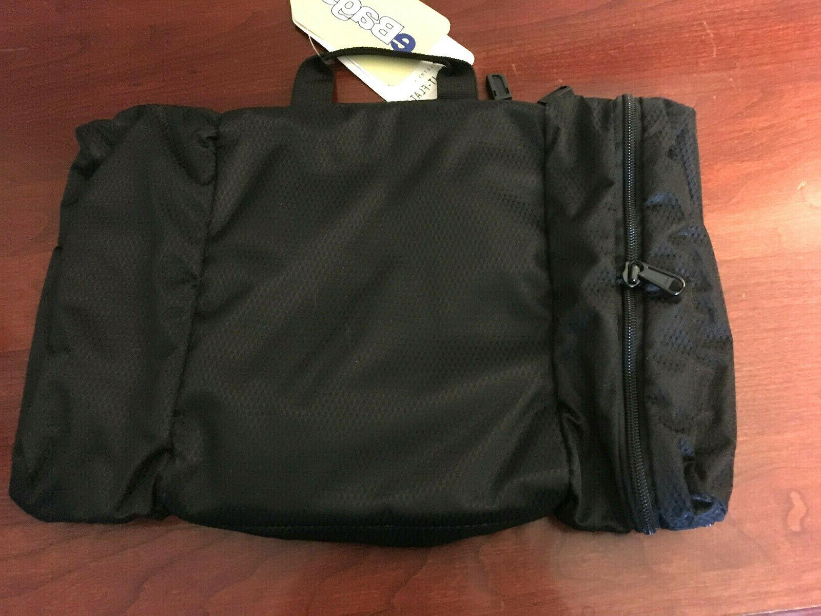 Ebags Large Black It Hanging Kit Travel 2101 NWT