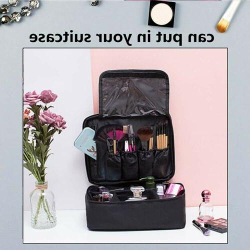 Large Cosmetic Case Travel US Care