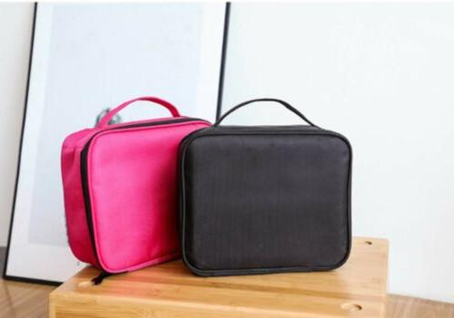 Large Makeup Cosmetic Case Travel Kit US Care