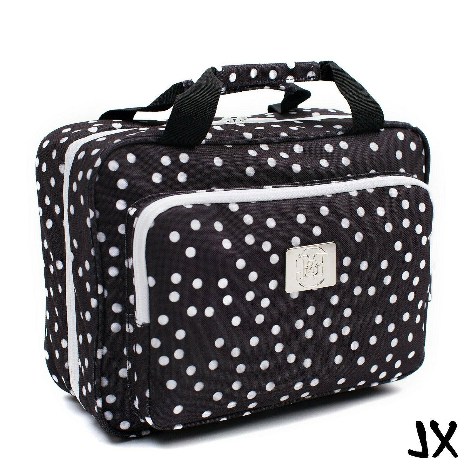 large versatile travel cosmetic bag perfect hanging