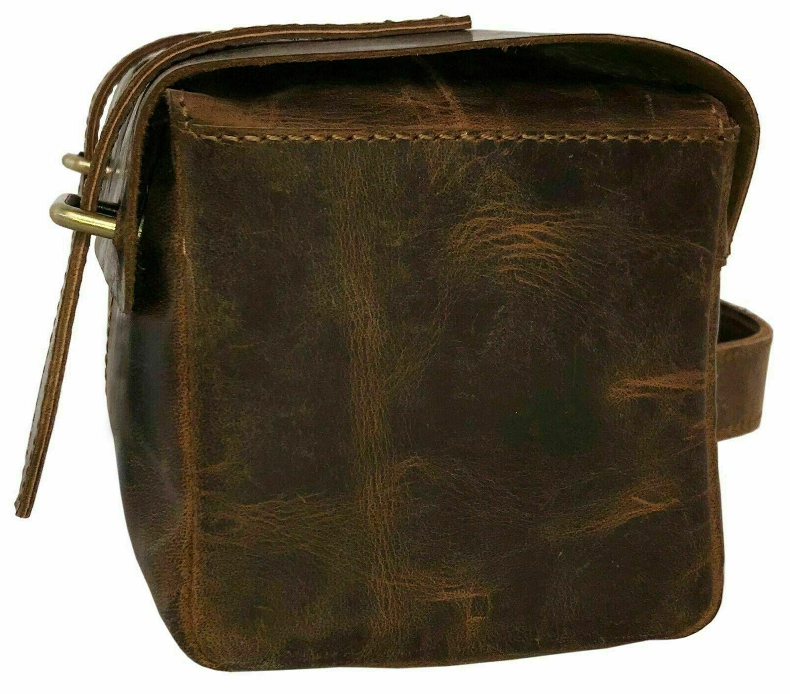 LEATHER Supply Man Accessory Travel