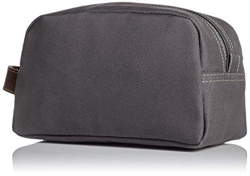 Timberland Men's Canvas Travel Charcoal, Size