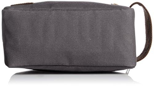 Timberland Bag Canvas Travel Charcoal, One