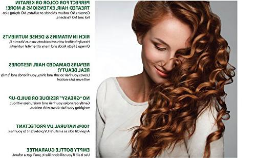 Travel Argan Conditioner: Free Paraben-Free, Sodium-Chloride-Free. Protection. Quality