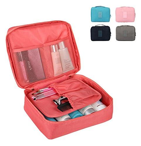 Multifunction Portable Bag Travel Makeup organizer