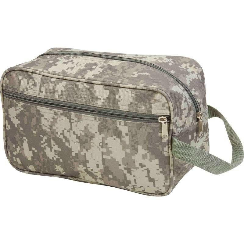 new 11 green camo travel water resistant