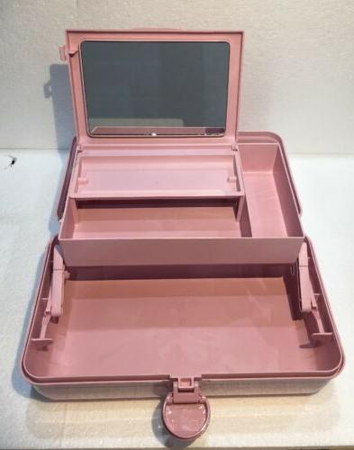 NEW GO MAKEUP TRAVEL PINK