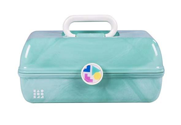 Caboodles On-the-Go Cosmetic Organizer Case for Bathroom