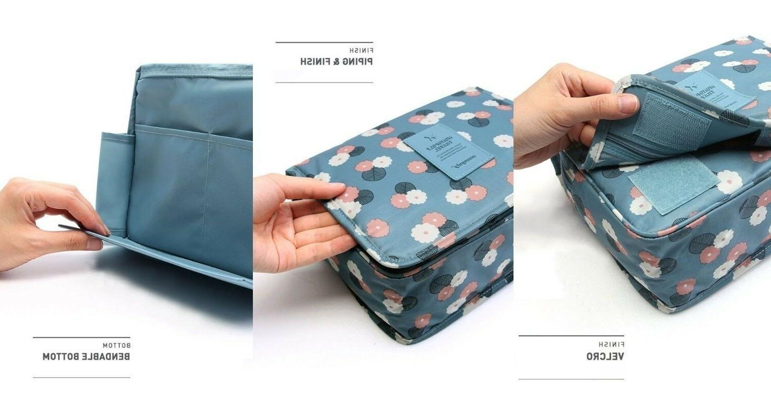 Originl Portable Makeup Bag -Mr.Pro Waterproof Travel Kit Toilet