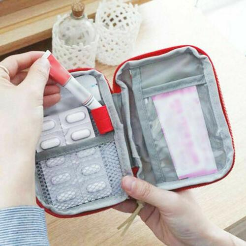 OUTDOOR FIRST AID KIT BAG TRAVEL