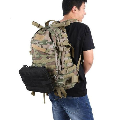 Outdoor Tactical Waist Medical Bag Kit US