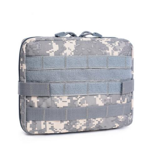 Outdoor Tactical Waist Pack Medical Travel First Bag Kit US