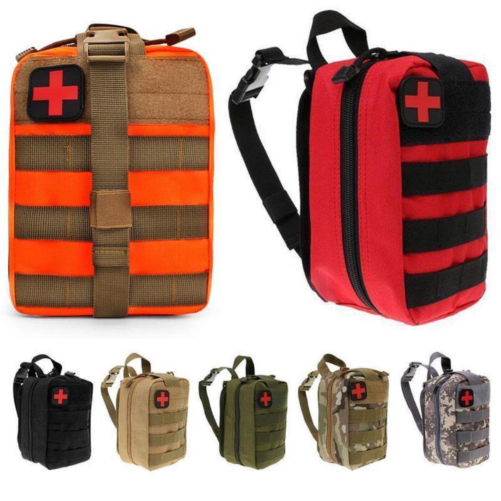 outdoor tactical waist pack medical travel first