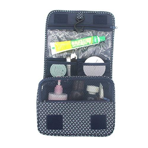 ITraveller Bag/Portable Cosmetic Bag or Men Kit with Hanging Vacation, Star