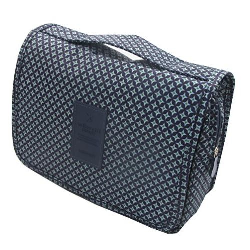 portable hanging toiletry bag