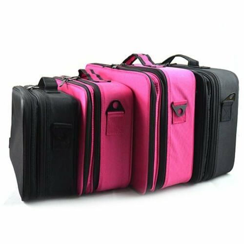 Professional Cosmetic Case Organizer Travel Kit