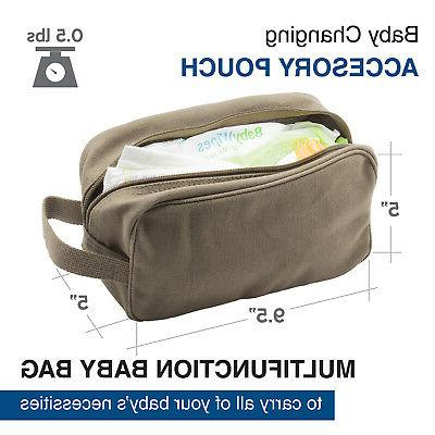 Army Force Type A+ Shower Kit Toiletry Bag Case