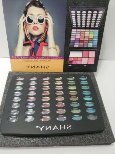 shany glamour girl makeup kit 48 eyeshadow