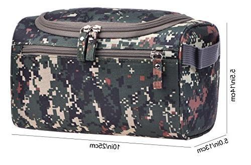 Mens Toiletry Bag Organizer Travel Accessories,
