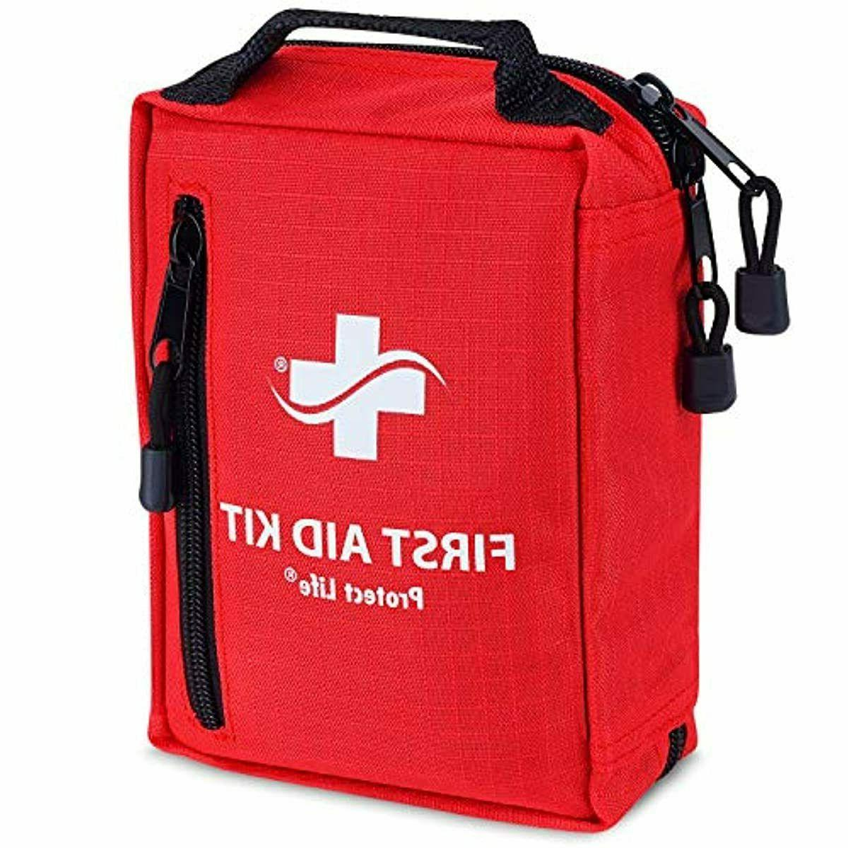 small compact first aid kit for hiking