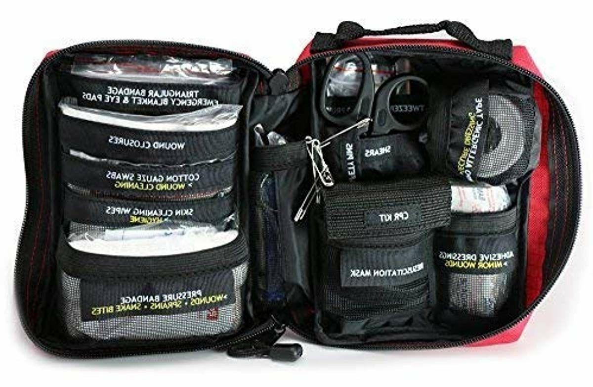 small first aid kit for hiking backpacking