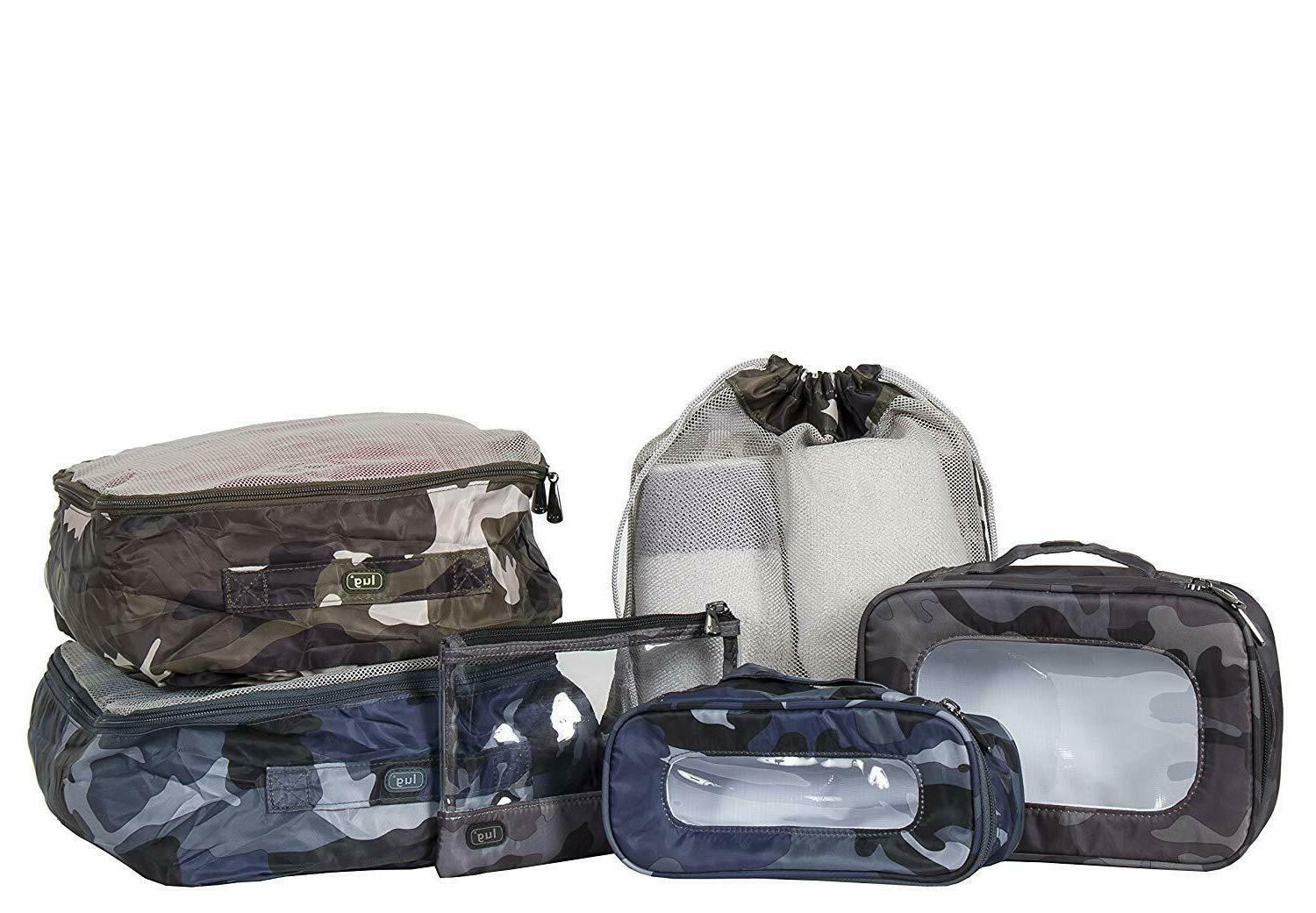 stowaway 2 0 6 piece packing travel