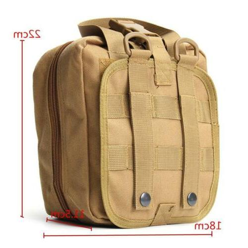 Tactical Emergency Aid Kit Medical Molle